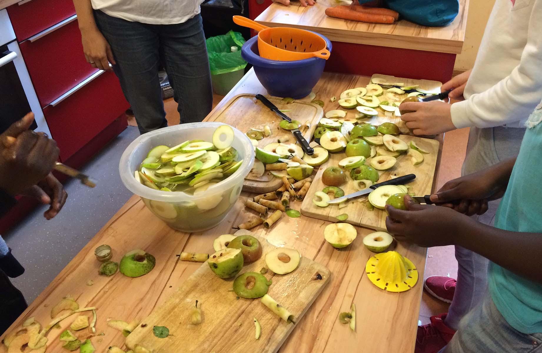 Ernährungsprojekte in Ihrer KiTa oder Schule