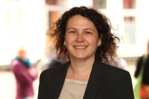 Ökotrophologin Jennifer Hansen